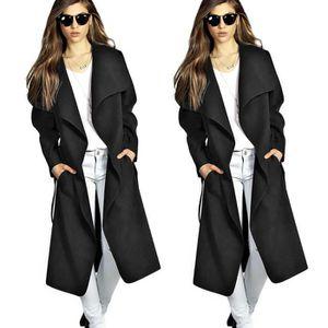 fcd3b46d1ee0 Manteau laine femme - Achat   Vente pas cher - Cdiscount - Page 49