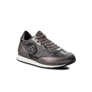 BASKET Sneakers Métallisées Flsnn3 Fab12  -  Guess Jeans