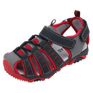 competitive price b423e 90204 SANDALE - NU-PIEDS Enfants Enfants Chaussures Garçon Fille Fermé Toe ...