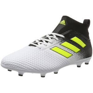the latest 63902 3039f CHAUSSURES DE FOOTBALL ADIDAS Ace 17,3 Fg Footbal Chaussures hommes, Bian