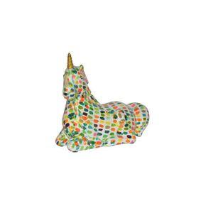 TIRELIRE Collection Tirelire Decorative Licorne Annabel IDE