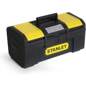 BOITE A OUTILS STANLEY Boite à outils vide 40cm à ouverture 1 mai