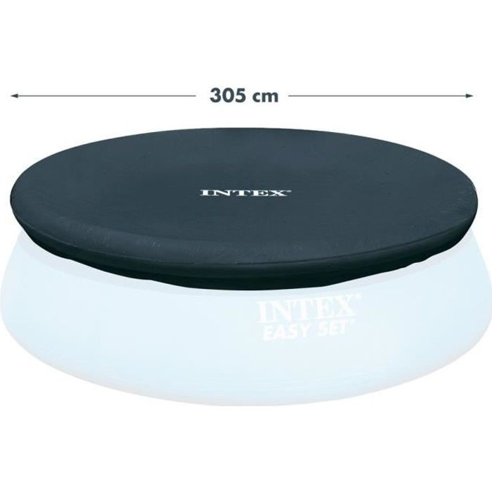 piscine intex ronde 3m achat vente piscine intex ronde. Black Bedroom Furniture Sets. Home Design Ideas