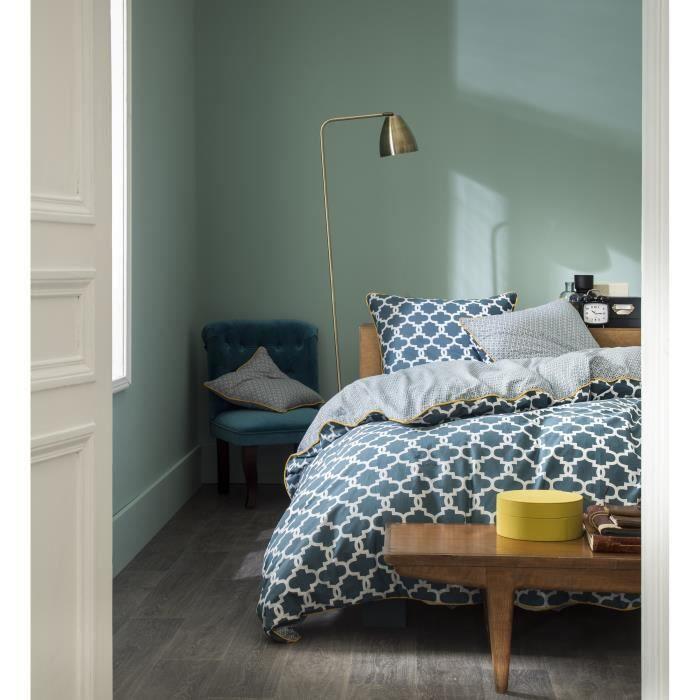 Parure de lit today achat vente parure de lit today for Parure de couette coton pas cher