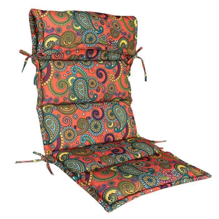 coussin chaise longue exterieur. Black Bedroom Furniture Sets. Home Design Ideas