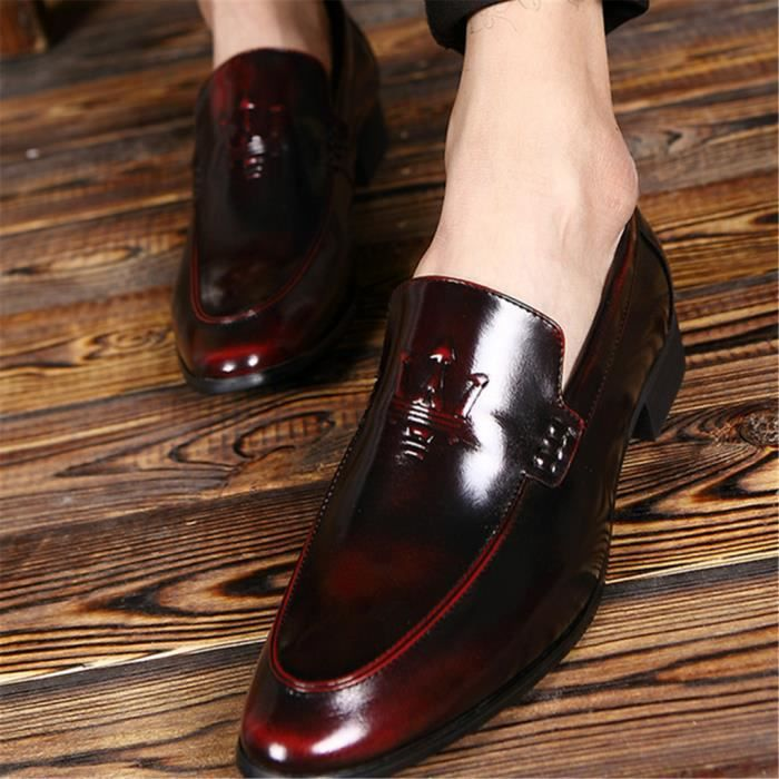 Homme Chaussure de de Chaussure Homme casualen casualen cuir cuir wfpRnCwq