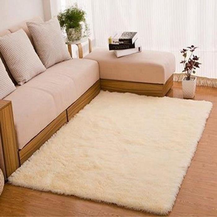Beige 80*120cm Salle de séjour chambre à coucher moquette tapis ...