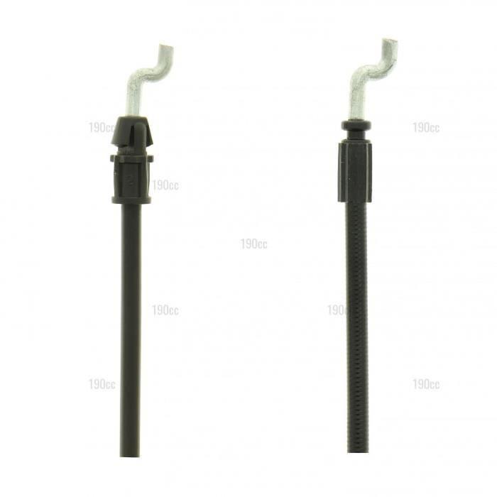 Cable arret tondeuse Mr Bricolage BT 4546 TH, BT 4548 THM2, MBT 4548 ...