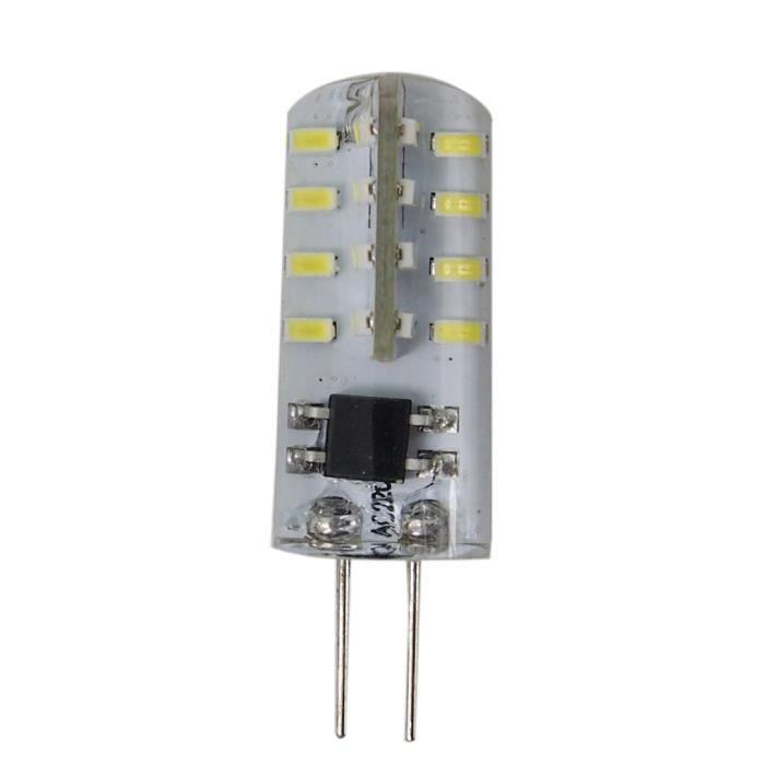 Cristal Lumière Ampoule G4 Lampe Froid En Smd 3014 32 Led Spotlight 3cRqAj5S4L