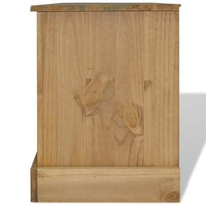 Table basse pin massif achat vente table basse pin - Meuble tv mexicain ...