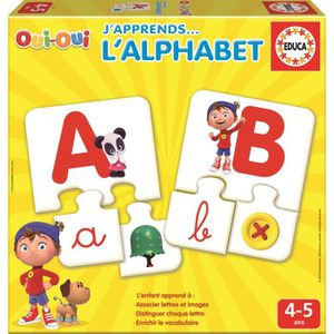 OUI-OUI J'Apprends L'Alphabet