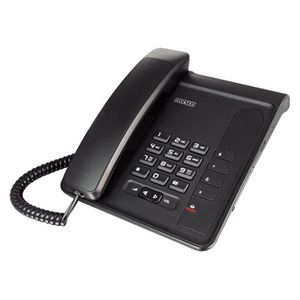 Téléphone fixe Alcatel Temporis Pro 170 Noir (version française)