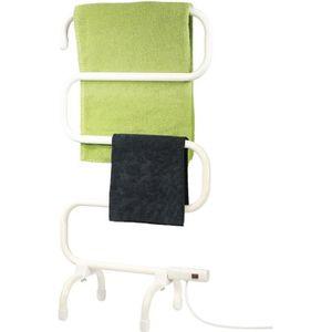 SÈCHE-SERVIETTE ÉLECT Sèche-serviettes électrique + porte-serviettes - m