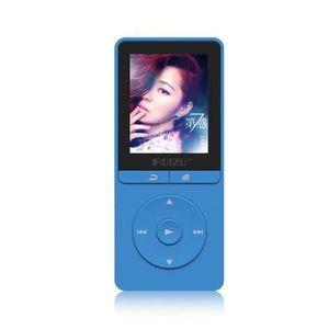 LECTEUR MP3 RUIZU X20 Lecteur MP3 Sport 1.8 Pouce Écran Horlog