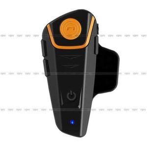 INTERCOM MOTO 1Km BT-S2 Bluetooth 3.0 Moto Écouteur Casque FM Ra