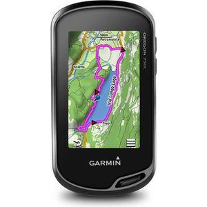 GPS PEDESTRE RANDONNEE  GARMIN Oregon 750t carte Europe TopoActive