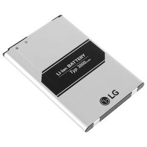 Batterie téléphone Batterie Originale LG G4 Standard 3000mAh Lithium-