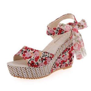 SANDALE - NU-PIEDS Chaussures Sandales Femmes  - À Bout Ouvert Mode P