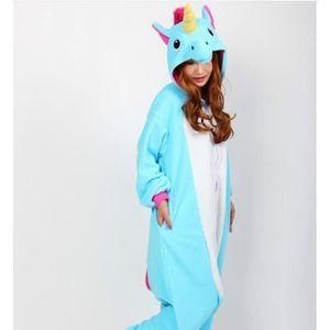 3500fa5f118d1 Pyjama grenouillere adulte licorne - Achat   Vente pas cher