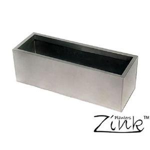 jardiniere zinc achat vente pas cher. Black Bedroom Furniture Sets. Home Design Ideas