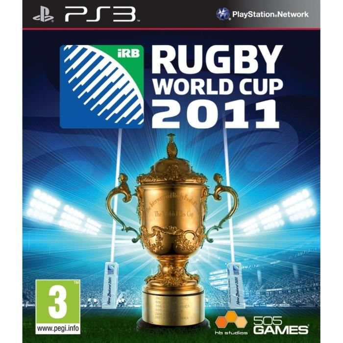 JEU PS3 Rugby World Cup 2011 (Playstation 3) [UK IMPORT]