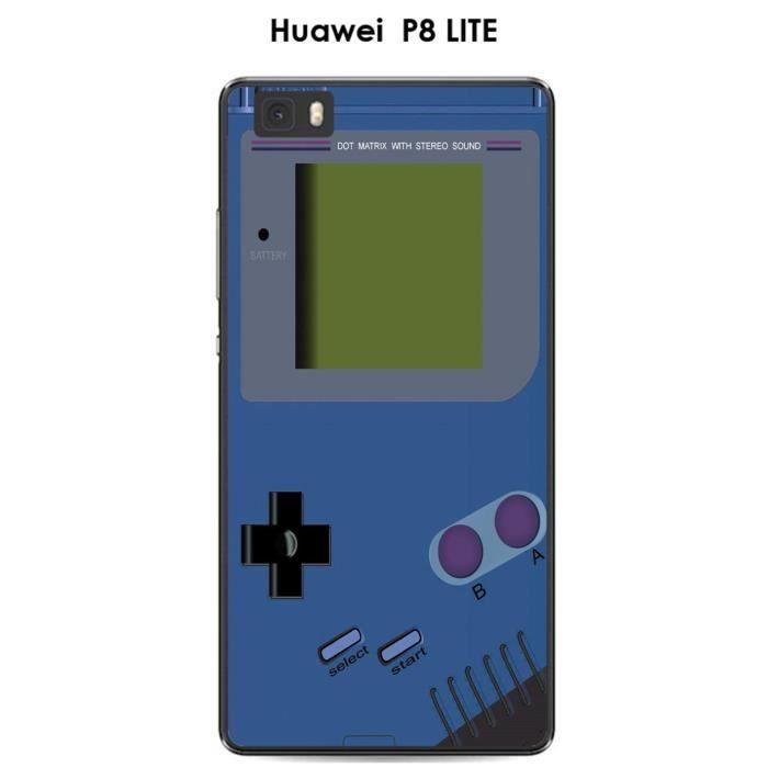 coque huawei game boy