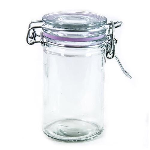 petit bocaux en verre achat vente petit bocaux en verre pas cher cdiscount. Black Bedroom Furniture Sets. Home Design Ideas