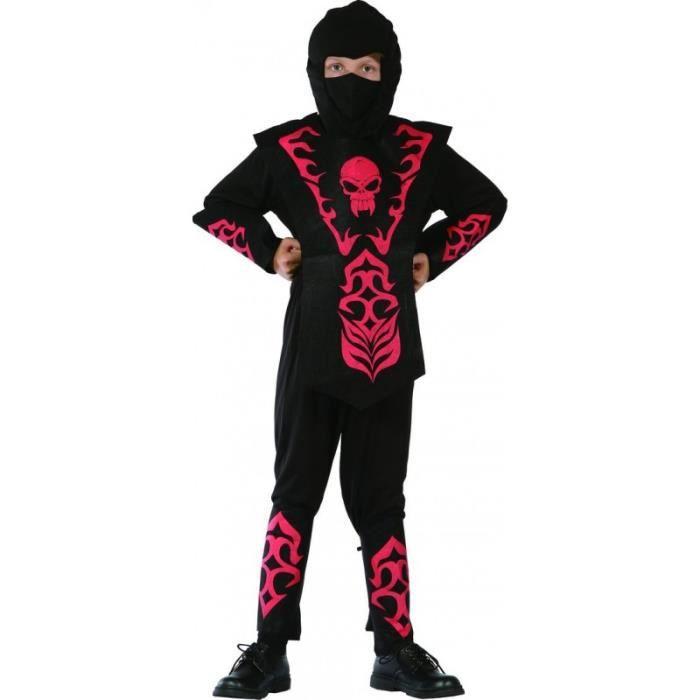 DÉGUISEMENT - PANOPLIE Déguisement ninja garçon - 172315 )