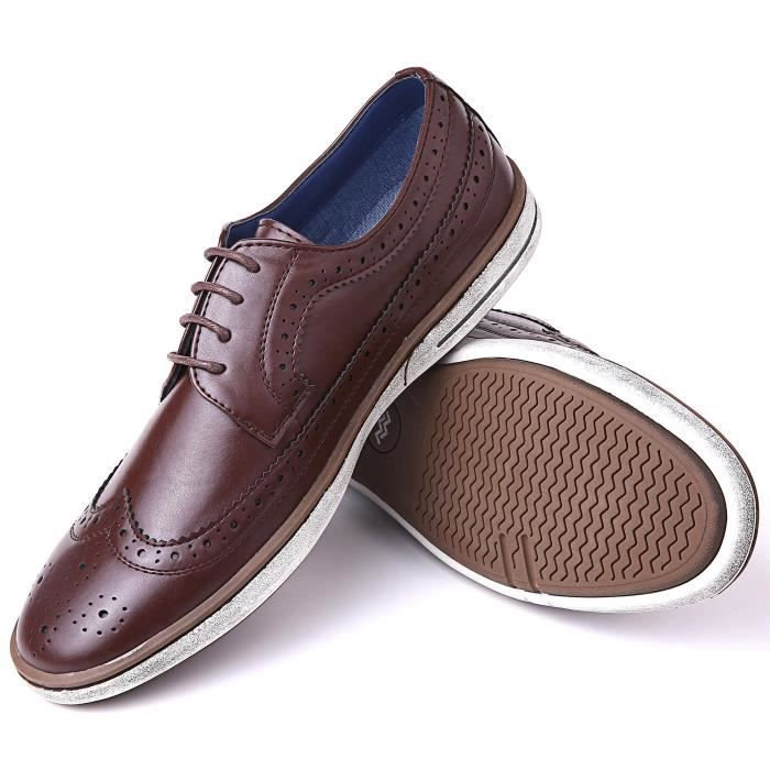 Chaussures habillées ZSIJC Taille-40 1-2
