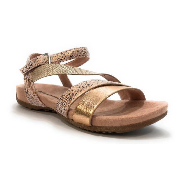 Tamaris Boucle Chaussures Bride À Sandales Cuir 28604 c1TlFKJ