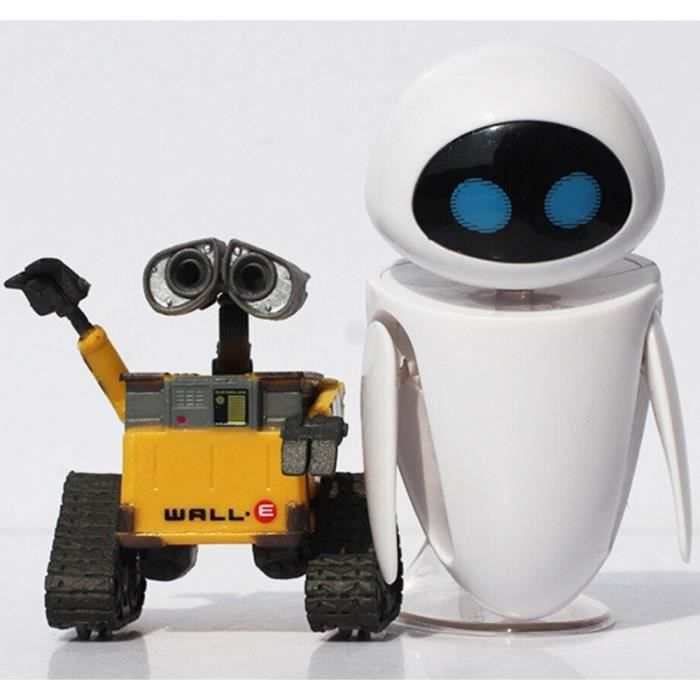 figurine figurines wall e achat vente jouets figurines. Black Bedroom Furniture Sets. Home Design Ideas