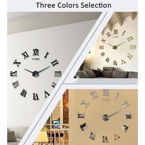 grande horloge murale salon achat vente grande horloge