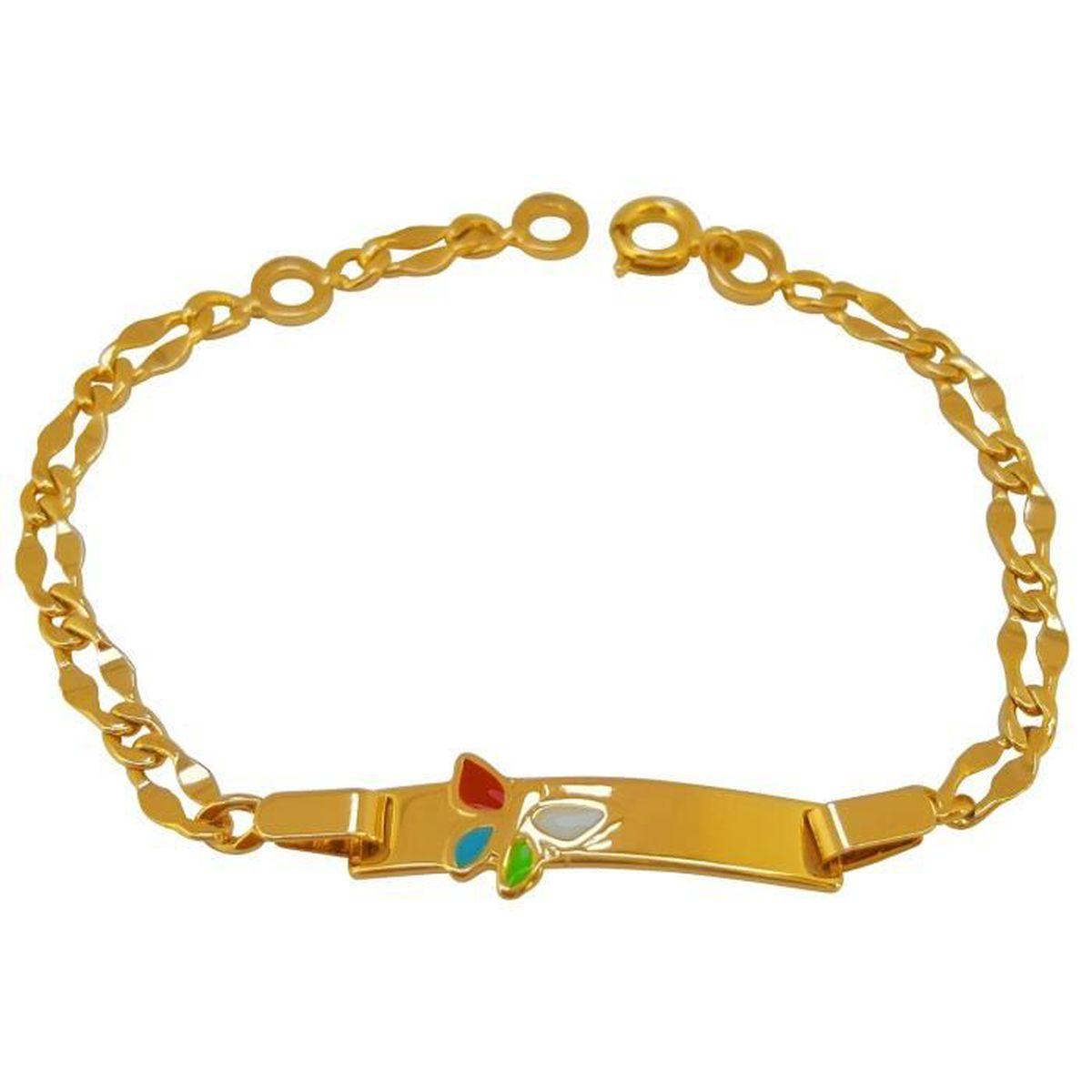 Bracelet gourmette bebe pas cher bijoux de la saison 2018 - Gourmette bebe argent pas cher ...