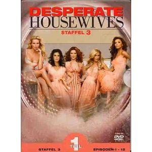 DVD SÉRIE DESPERATE HOUSEWIVES saison 3 partie 1, Coffret 3
