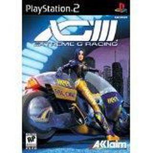 JEU PS2 XG3 Extreme G3 Racing
