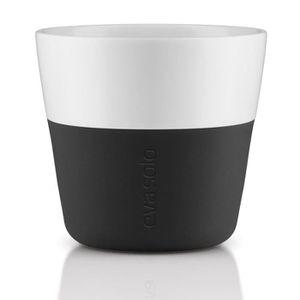 SERVICE À THÉ - CAFÉ 4 Tasses design EVA SOLO Coffe tumbler Lungo - Noi