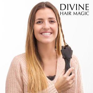 SOMMIER Fer à Tresser ou à chignons - Coiffure cheveux