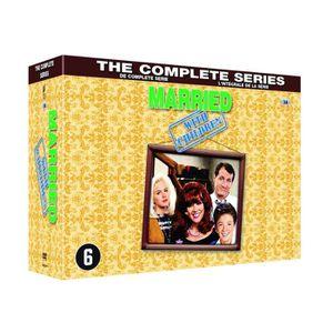 DVD FILM Mariés Deux Enfants - Coffret l'Intégrale - Saison