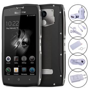 SMARTPHONE Blackview BV7000 Pro 4G Smartphone Gris Antipoussi