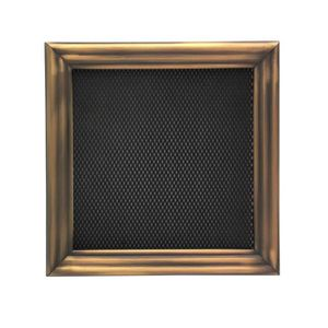 grille aeration cheminee achat vente pas cher. Black Bedroom Furniture Sets. Home Design Ideas