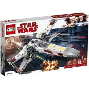 ASSEMBLAGE CONSTRUCTION LEGO® Star Wars™ 75218 Chasseur stellaire X-Wing S