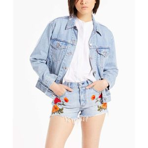 Veste en jean femme levis - Achat   Vente pas cher 87d26529feb1