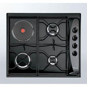 PLAQUE MIXTE WHIRLPOOL AKM261 Noir Table de cuisson mixte gaz /