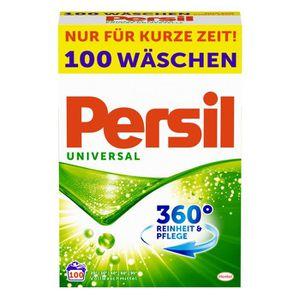 LESSIVE Persil Détergent en poudre 100 charges de lavage