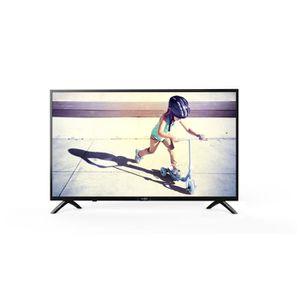 Téléviseur LED Philips 4000 series Téléviseur LED ultra-plat Full