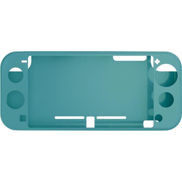 Protection en Silicone KONIX pour Switch Lite - Bleu