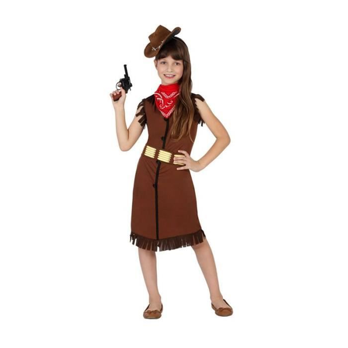 deguisement enfant cowgirl achat vente jeux et jouets pas chers. Black Bedroom Furniture Sets. Home Design Ideas