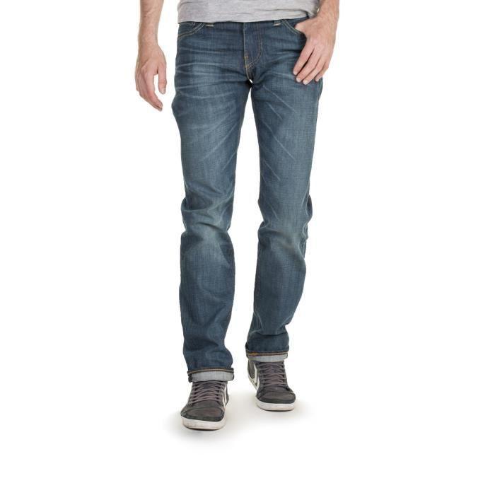 249b882d4b849 Jean Levis 504 Explorer L34 Bleu - Achat   Vente jeans - Soldes  dès ...