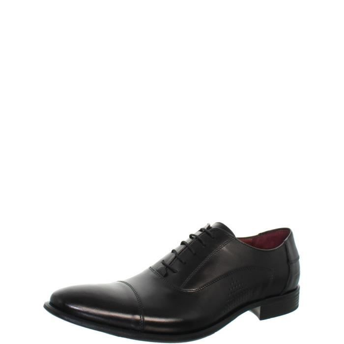 Chaussure de ville Redskins ref_cle41750 noir