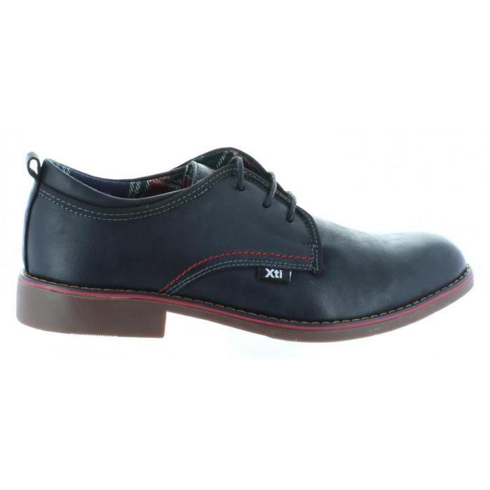 45728 NOBUK pour Chaussures pour XTI NEGRO Chaussures Homme qU8BzBXnZw